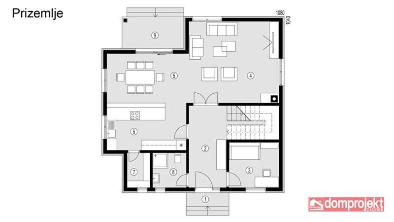 irena domprojekt. Black Bedroom Furniture Sets. Home Design Ideas