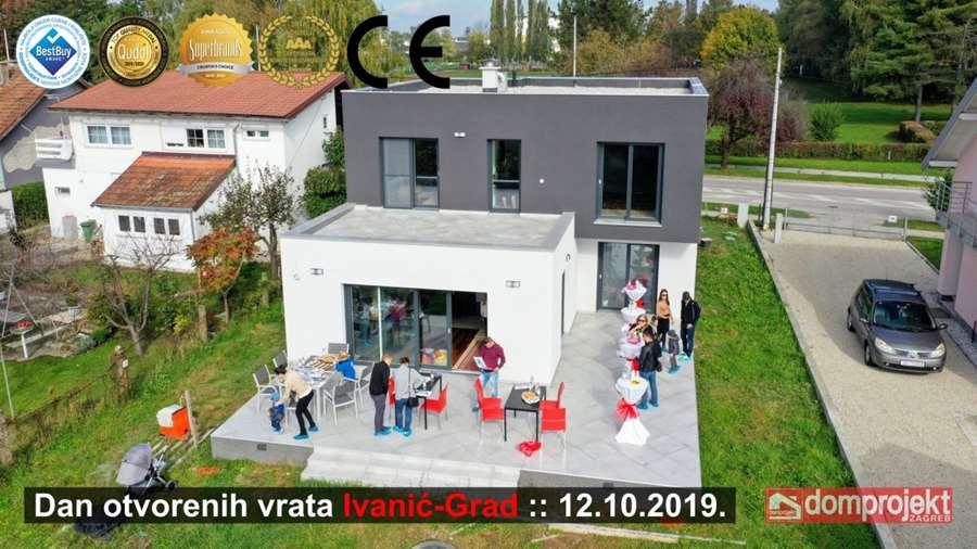 Dan Otvorenih Vrata Ivanic Grad Izvjestaj Domprojekt Zagreb